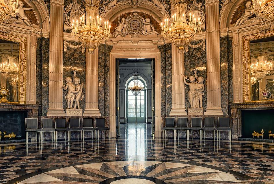 rococo style, baroque